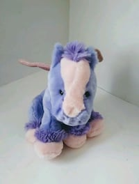 "Caltoy Pony Horse Angel plush   7"" inch. Great Con Thornton, 80233"