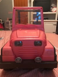 Our generation black and pink Jeep  Sterling Heights, 48311
