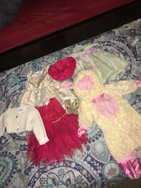 baby dresses/costume bundle Eastvale, 91752