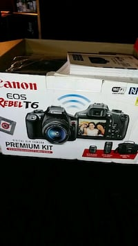 **NEW!!**CANON EOS REBEL T6 Albuquerque
