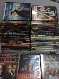 DVDs 30 pcs, plush movies . No scratch   In m Woodbridge, 22191