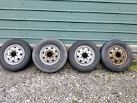 2004 Ford Dually wheels Baltimore