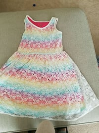 Lg 10/12 Child Dress Bowie, 20715