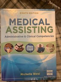 Medical Assisting (Eight Edition) Fayetteville, 25840