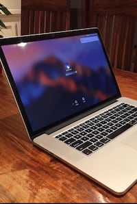 "MacBook Pro 15"". Mid 2012, I7 1TB in really good condition speed is great no virus Notting. Will be wiped clean before sold.  Durham, 27713"