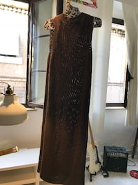 BEAUTIFUL LONG DRESS (ZARA) 6516 km