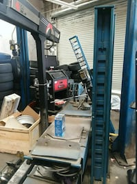 John bean alignment rack works 10k must pick up Cathedral City, 92234