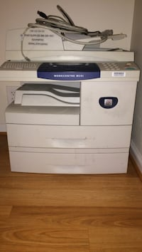 Xerox workcentre m20i printer scanner fax machine Knoxville, 37909