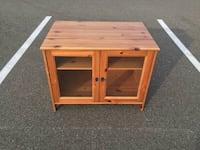 Wood TV Stand Cabinet - Will Deliver Washington, 20011