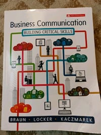 Business communications: building critical skills Brampton, L6R 1G7