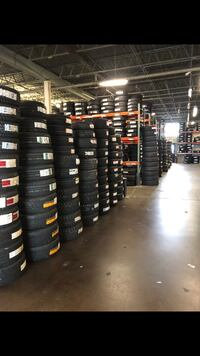 New Tires / All Brands