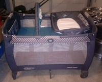 Graco Pack n Play with bassinet/changing table Bryan, 77803