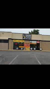Automotive tires  and window tinting