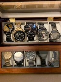 All watches (10) for 200 Vaughan