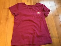 Purple stussy women's t-shirt size medium  Calgary, T3G 1W1
