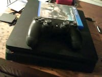 black Sony PS4 with DualShock 4 Gaithersburg, 20879