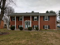 All brick , split foyer for sell Hollins