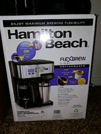 Coffee maker - full pot or single cup Norman, 73071