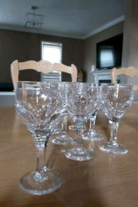 Evora Crystal Wine glass Mississauga, L5W 1W5
