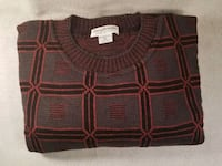 "Norm Thompson ""Umbria"" Men's XL Sweater  Inwood, 25428"