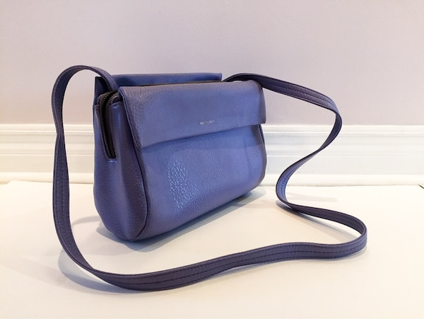 Used Purple leather sling bag for sale in Toronto - letgo 66b64db1f108d