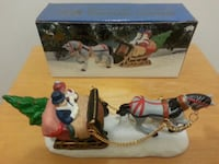 Handcrafted Porcelain Carriage  Mississauga, L5N 2X2