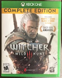 The Witcher 3 XBox New York, 10473