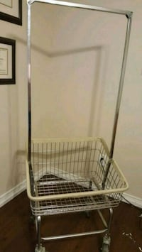 Rolling laundry cart Wylie, 75098
