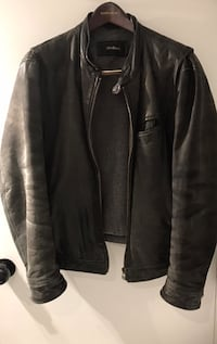 Stellson Mens Leather Jacket Montreal, H3J 2W9