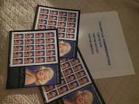 Marilyn monroe postage stamps Whittier, 90606