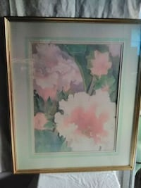 pink and white flower painting Bowling Green, 42104