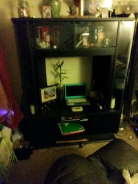 Entertainment center- used Newport News, 23607