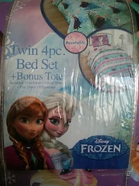 disney frozen twin 4pc bed set Philadelphia, 19149