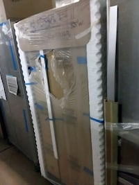 Amana stainless steel side by side refrigerator br Baltimore, 21223
