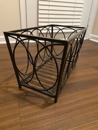 Magazine Rack, Dark Bronze  Rockville, 20850