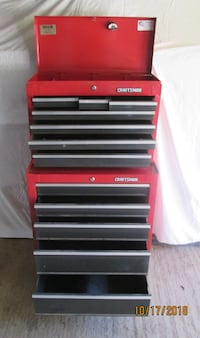 Craftsman Rolling Tool Chest and Cabinet