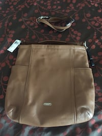Authentic Brown Coach Bag