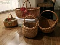Polish baskets sold individually  Woodbridge, 22191