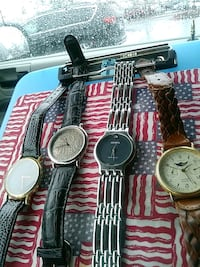 Mens watches all 4 at $75 or 1 at $25 Vancouver, 98664