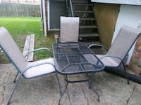 patio table and chairs set Temple Hills, 20748