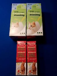 Cat Litter Liners (new)