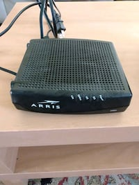 Cable internet modem