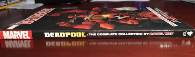 Deadpool The Complete Collection vol 4