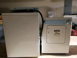 Great Working Washer And Dryer Set