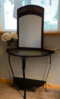 Entry table with mirror Truckee, 96161