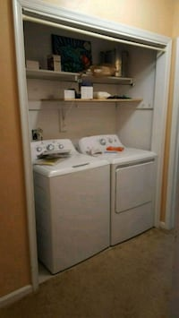 GE Washer Dryer Set