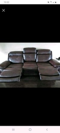 3 pieces recliner sofa, pick up this weekend  Bradford West Gwillimbury