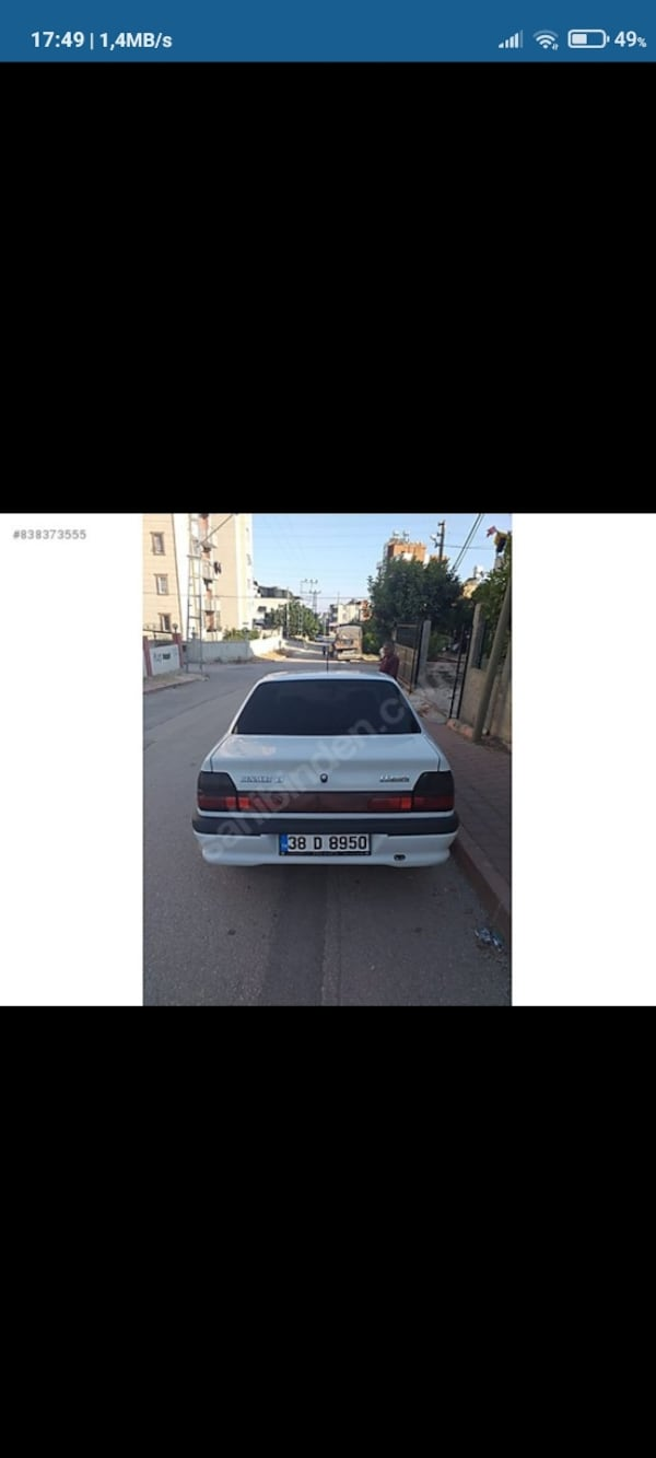 1998 Renault 19 1.6 EUROPA RNE HD/T 4f3cace6-75fc-4981-8414-36acabe4c959