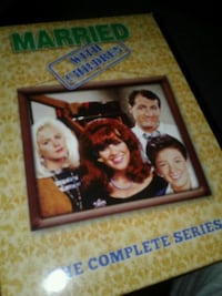MARRIED WITH CHILDREN The Complete series DVD Hamilton, L8R 1E5