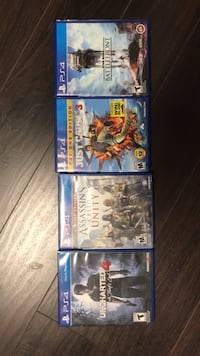 ps4 games   Ashburn, 20148